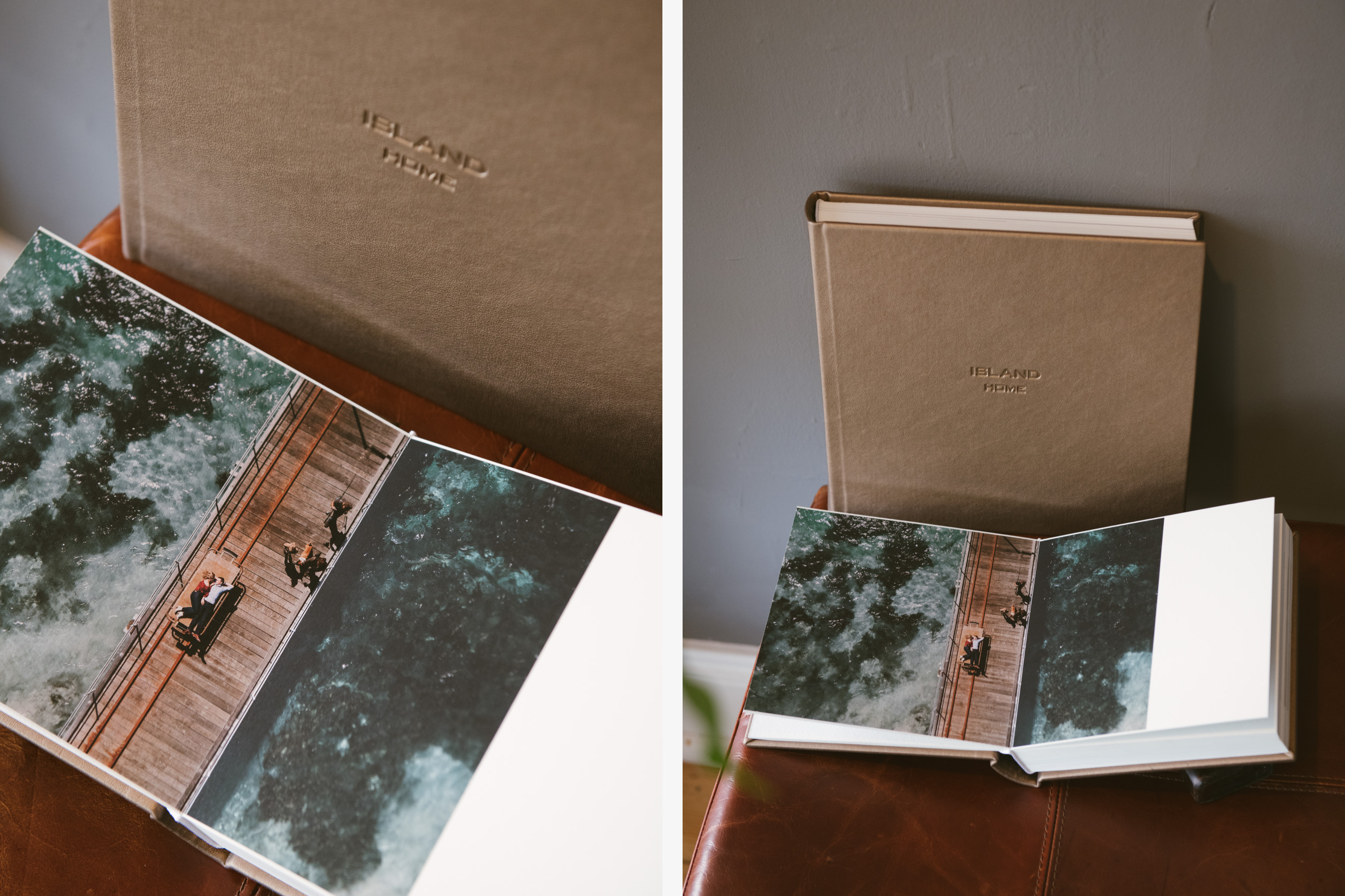 Queensberry Wedding Albums