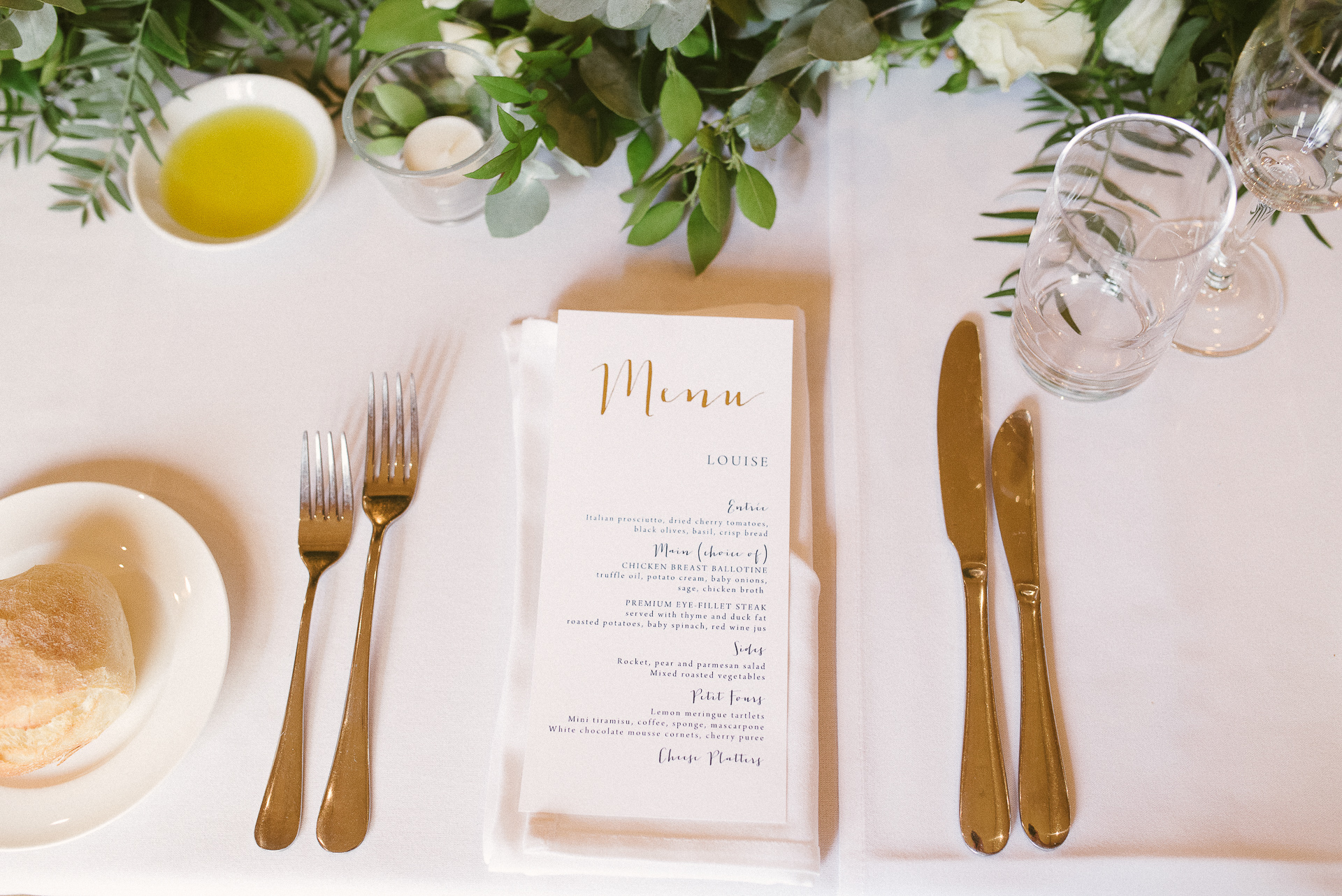 Magnolia Press Wedding Stationary