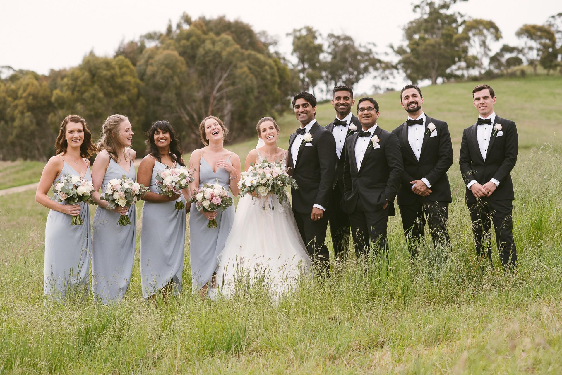 Golding Winery Wedding