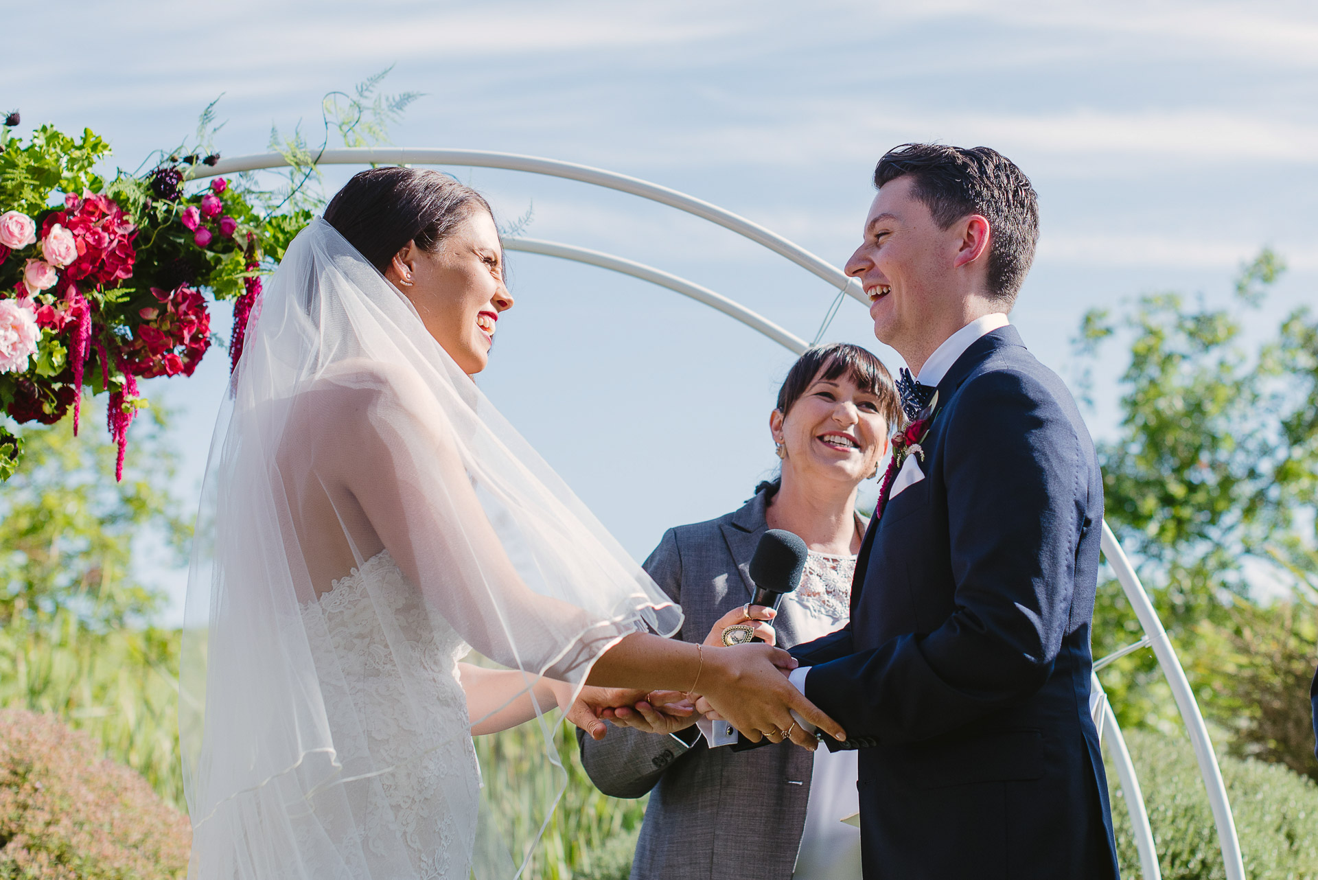 Marriage Celebrant Camille Abbott