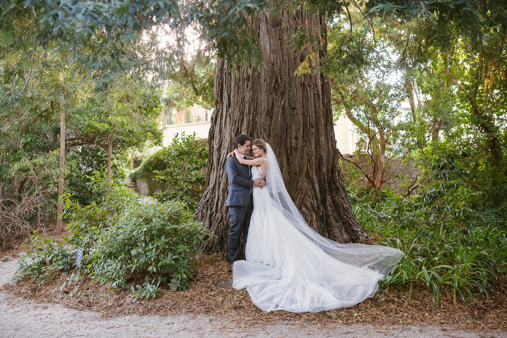 Mount Lofty House Wedding Venue by Luke Simon Photography